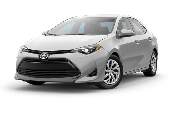 New 2018 Corolla LE Finance and Lease Offers