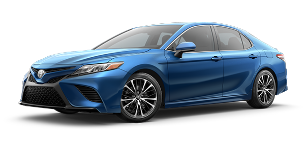 New 2018 Camry SE Finance and Lease Offers