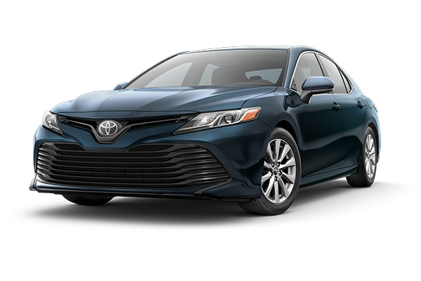 New 2018 Camry LE Finance and Lease Offers