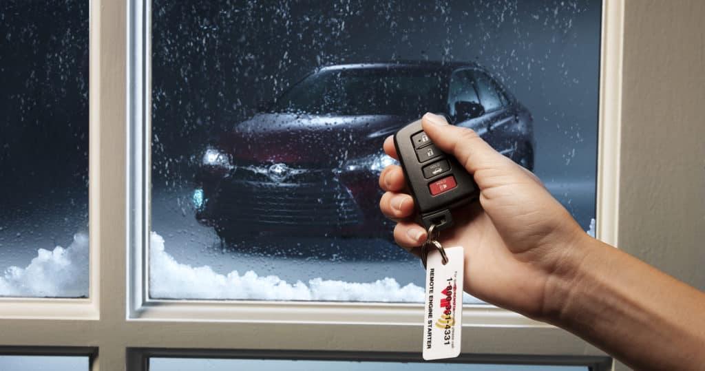 Toyota Remote Start System | Wilsonville Toyota