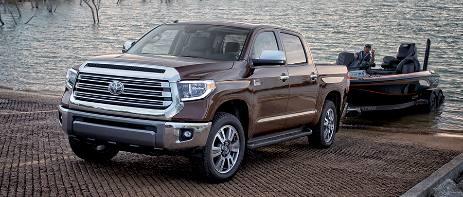 How Much Can Toyota Tacomas And Tundras Tow Wilsonville Toyota