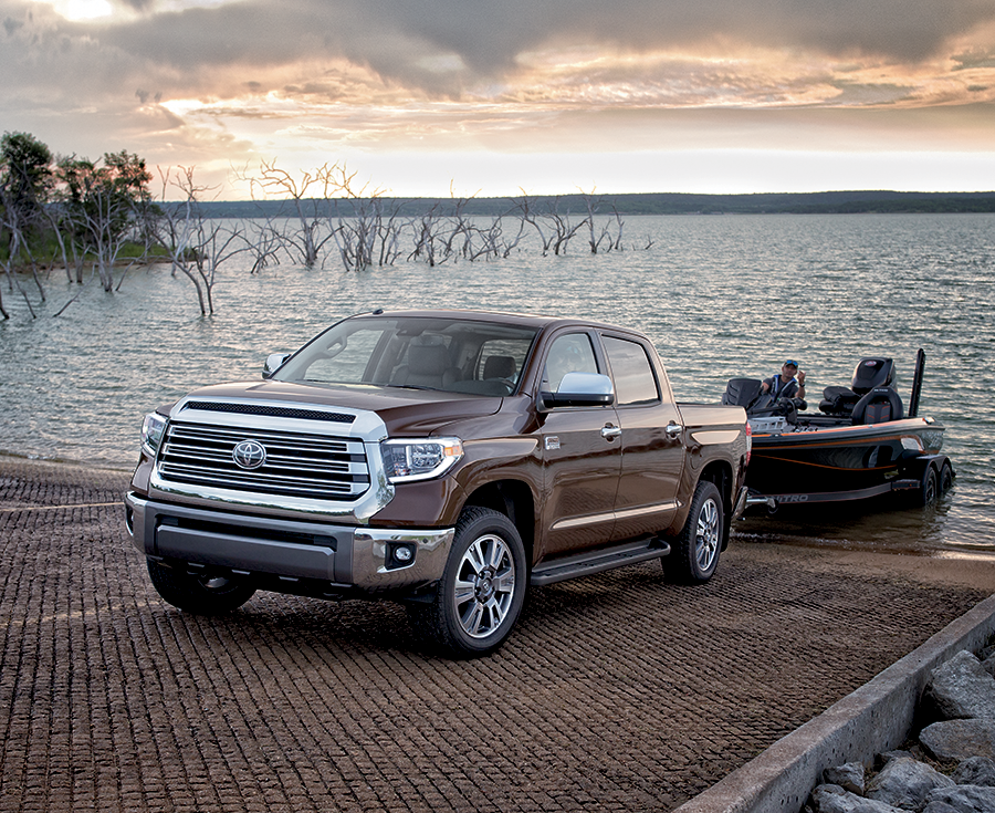 Tacoma Towing Capacity >> How Much Can Toyota Tacomas And Tundras Tow Wilsonville