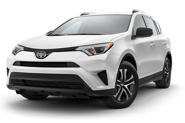 New 2018 Rav4 LE AWD Finance and Lease Offers