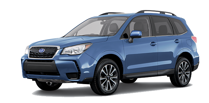 Toyota RAV4 XLE AWD. Vs. Subaru Forester 2.5i Premium AWD