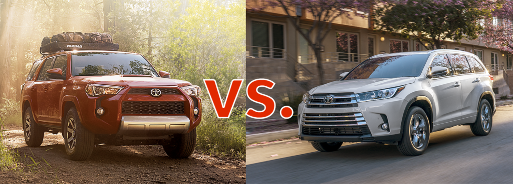 Continue Reading To Learn More About The Key Differences Between The 2018 Toyota  4Runner And The 2018 Toyota Highlander. View Our 4Runner Vs.