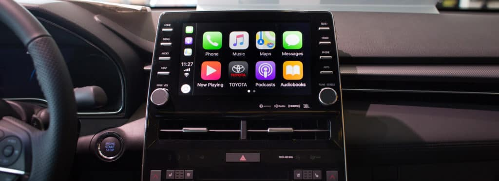 What Is Apple Carplay And How Does It Work Wilsonville Toyota