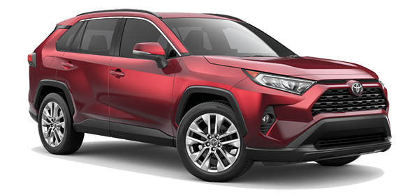 ARRIVING SOON - New 2019 Toyota RAV4 LE