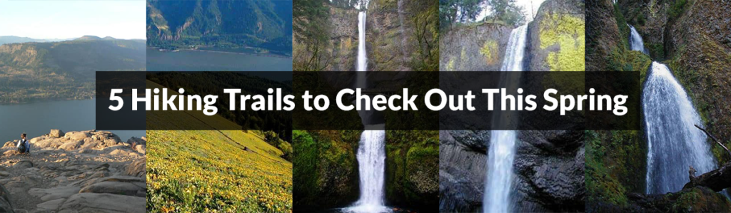 Oregon Hiking Trails