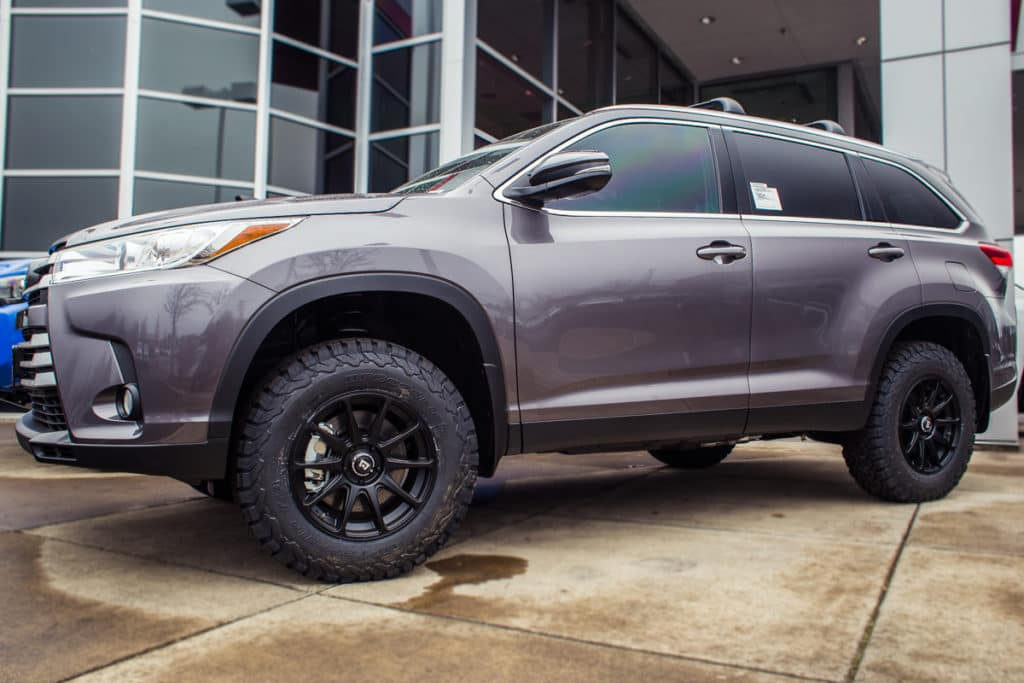 Lifted 2019 Highlander: Not Your Average Family SUV