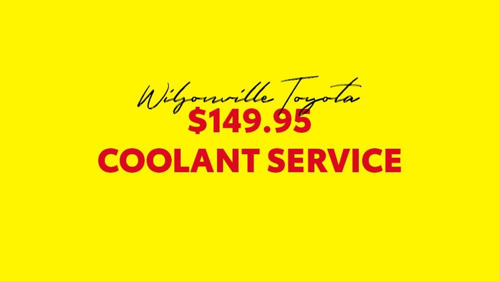 coolant-service