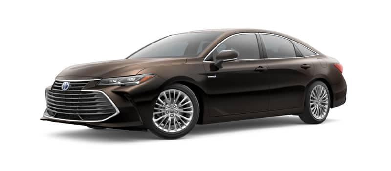 toyota avalon hybrid model image