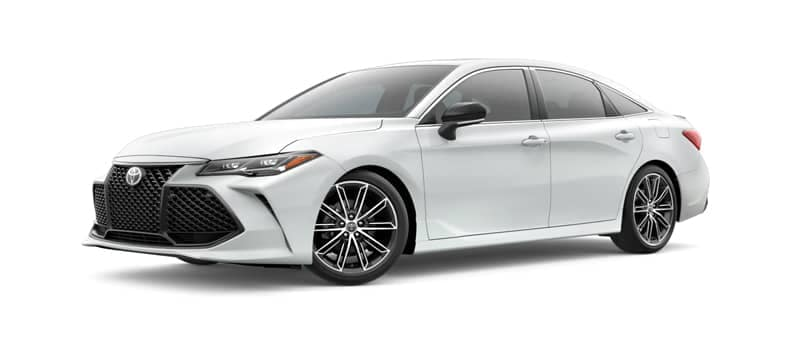 toyota avalon model image