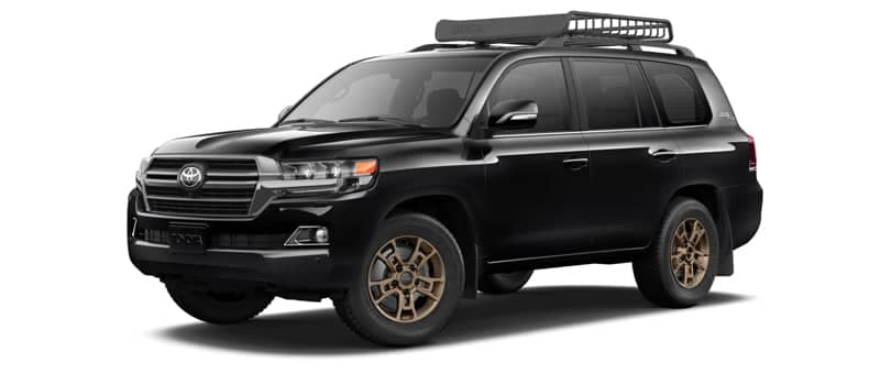 toyota land cruiser model image